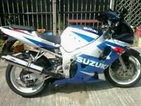 Suzuki 600 gsxr k1