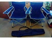 2 Camping Chairs