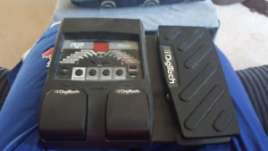 Digitech RP90 Guitar Processor