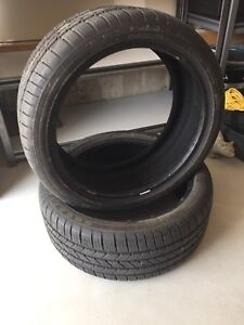 Low profile Goodyear Eagle LS2  summer tires for sale