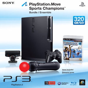 Playstation 3 - PS3 320GB/Go Edition PS3 320GB/Go Edition bought