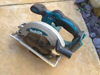 Makita LXT 18v circular saw