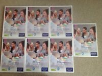 AAT training books levels 2 and 3
