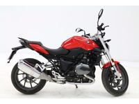 SOLD SOLD SOLD! 2017 BMW R1200R ABS with only 593 miles ----- Price Promise!!!!!