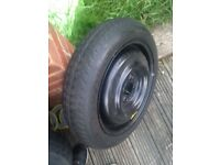 Ford SPACESAVER tyre