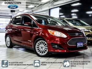 2014 Ford C-Max SEL, Navigation, Car Proof Verified