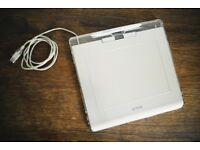 Wacom Intuos Graphire 4 Professional graphic tablet for Mac & PC (original price was 238,95£)