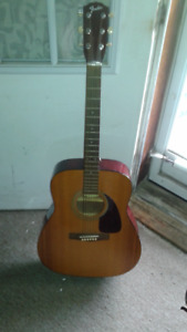 FENDER  ACOUSTIC GUITAR !!