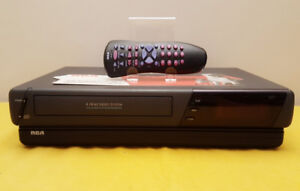 NEAR MINT & BARELY USED~RCA VR507  VCR Video Cassette Recorder