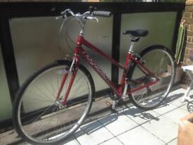 Ridgeback Nova Hybrid Bike