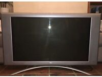 """42"""" Plasma Phillips Widescreen With Dolby Virtual Surround"""