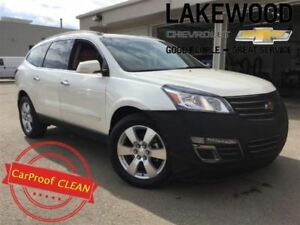 2013 Chevrolet Traverse LTZ AWD (Cooled Seats, Back Up Cam)