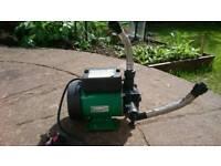 Salamander ct55 single automatic shower pump