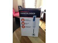 Hand blender