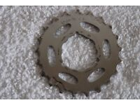 BICYCLE COGS - 17T, 19T, 21T