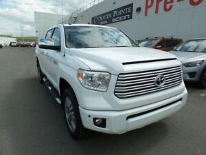 2017 Toyota Tundra Platinum | Navigation | Cooled/Heated Seats