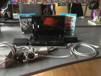 Wii u console with cod II and Mariokart 8