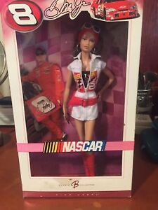 Dale Jr. NASCAR Barbie **New in box**