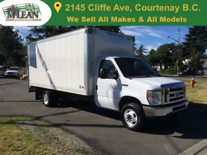 2014 Ford E-450 Cube Van 16 Foot
