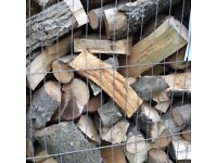 8inch-10inch seasoned firewood delivered to your door