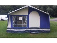 TRAILER TENT/camping