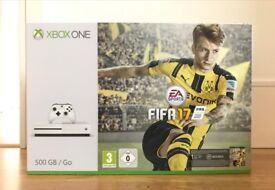BRAND NEW Xbox One S FIFA 17 Bundle