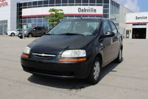 2005 Chevrolet Aveo LT AS TRADED