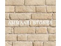 Imperial Handmade Cambridge Buff Clay Bricks - Pack of 405 bricks £0.74 Each - **FREE DELIVERY**