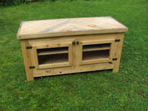 Beautiful pallet TV unit, or cabinet