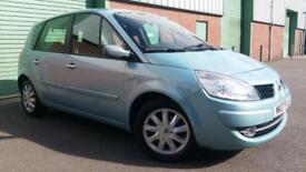 2007(07) RENAULT SCENIC 1.6 VVT ( 111bhp ) DYNAMIQUE MPV PEOPLE CARRIER FAMILY