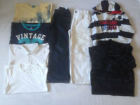 Boys clothes bundle age 7-8 Inc nxt, adams and M & S
