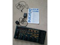 Zoom GFX-8 Guitar Multi Effects Pedal