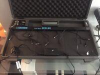 Boss bcb-60 pedal board + 2 pedals