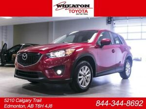 2014 Mazda CX-5 GS, AWD, Heated Seats, Sunroof, Touch Screen, Ba