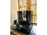 Jura impressa Xs90 Bean to Cup Coffee machine...Clean condition