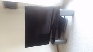 T.V. and stand for sale