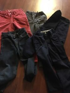 5 pants for $15