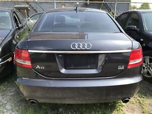 2005/2008 Audi a6 complete part out