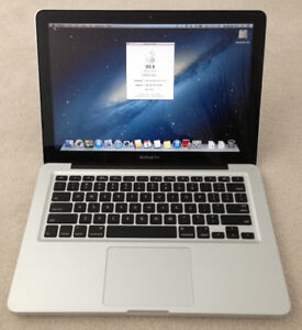 "MINT APPLE MACBOOK PRO 13"" / 2.26GHz / 2GB RAM / 250GB HD"