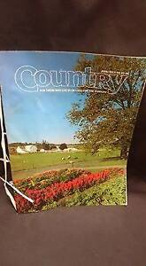 June July 1993 Country Magazine