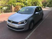 VOLKSWAGEN GOLF S TSI 2010 AUTO 1.4 80k NOT GOING INTO GEAR