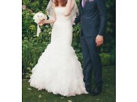 Pronovias 'Davinia' wedding dress