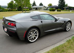 2016 Chevrolet Corvette C7 Z51 3LT Coupe