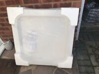 Shower Tray (cast stone)