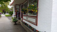 Part time job available at our beautiful Flower shop. Perth Ont