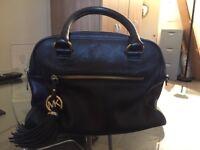 Micheal Kors black handbag
