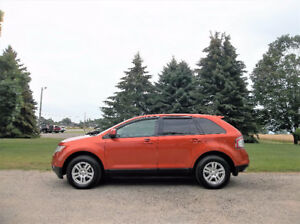 2008 Ford Edge SEL Crossover-  WOW Just 130K!!  ALL NEW BRAKES