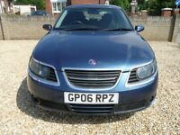 2006 NEW SHAPE SAAB 9-5 LINEAR SPORT TID DIESEL AUTO 1910CC EXCELLENT CONDITION INSIDE AND OUT