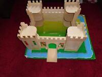 Wooden Castle