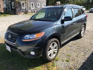 2010 Hyundai Santa Fe LIMITED SUV, Crossover Fully Loaded